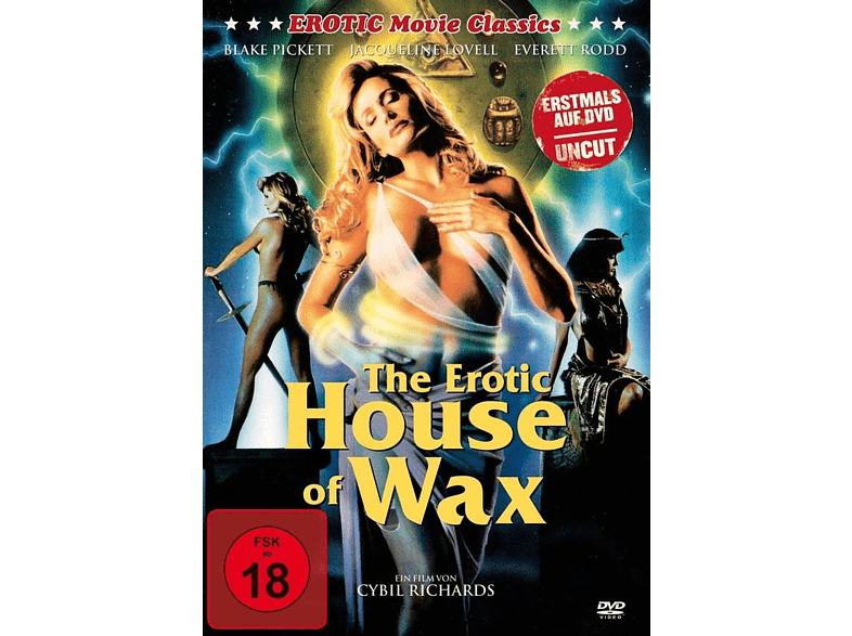 The Erotic House of Wax [DVD]