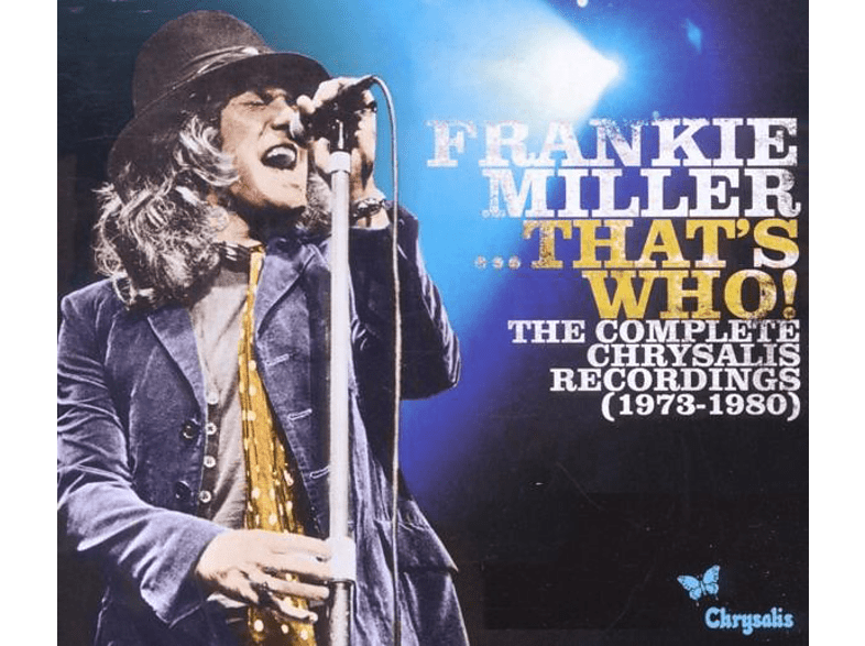 Frankie Miller - ...That's Who!The Complete Chrysalis Recordings [CD]