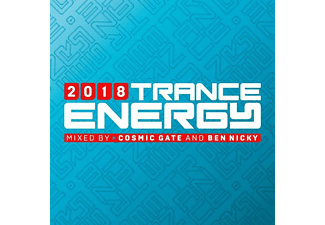 Various - Trance Energy 2018 - (CD)