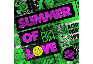 VARIOUS - Summer Of Love-Mixed By Paul Oakenfold & Others - (CD)