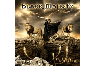 Black Majesty - Children Of The Abyss - (CD)