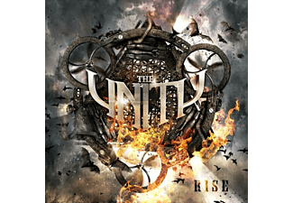The Unity - Rise (Coloured Edition) - (LP + Bonus-CD)