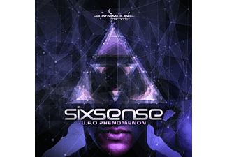Sixsense - U.F.O.Phenomenon - (CD)