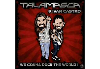 Ivan Talamasca / Castro - We Gonna Rock The World - (CD)