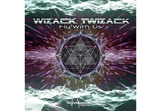 Wizack Twizack - Fly With Us - (CD)