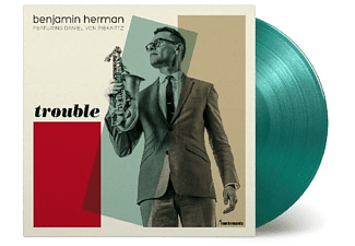 Benjamin Herman - Trouble (ltd transparent grünes Vinyl) - (Vinyl)