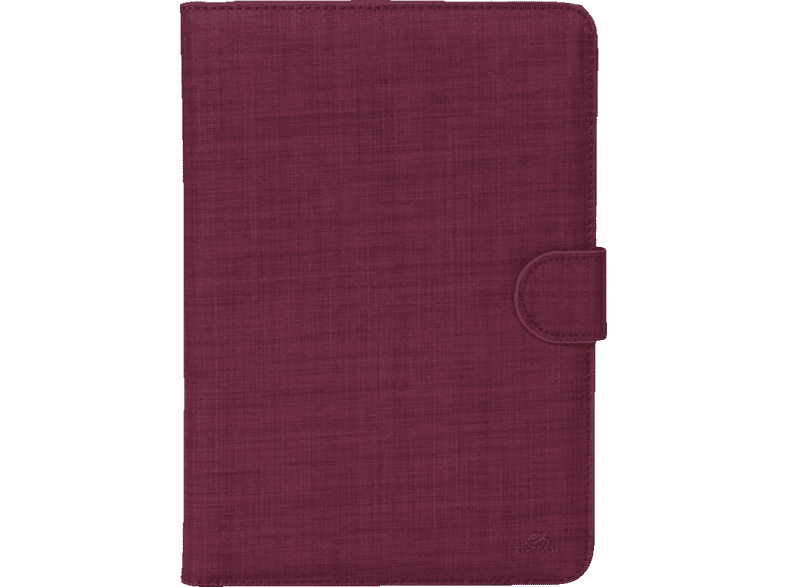 RIVA CASE 3317 Tablethülle, Bookcover, 10.1 Zoll, Rot
