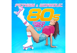 VARIOUS - 80s Disco Hits In The Mix - (CD)