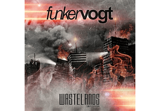 Funker Vogt - Wastelands (Ltd.edition+Bonustracks) - (CD)