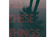 Thomas Dybdahl - All These Things [CD]