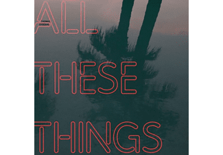 Thomas Dybdahl - All These Things - (CD)