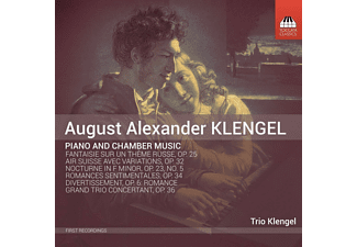 Trio Klengel - Piano and Chamber Music - (CD)