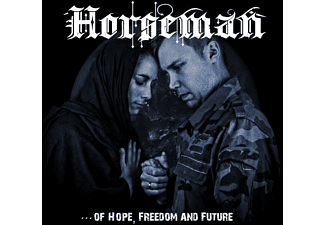 Horseman - Of Hope,Freedom And Future - (CD)