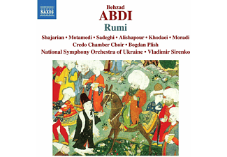 National Symphony Orchestra Of Ukraine - Rumi - (CD)
