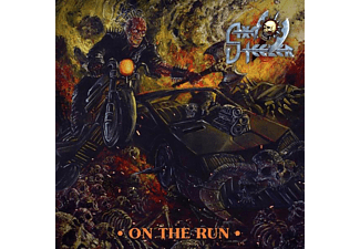 Axe Steeler - On The Run - (CD)
