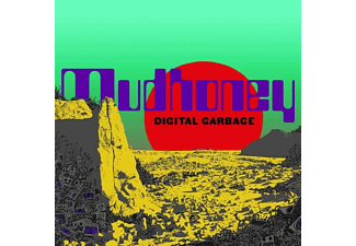 Mudhoney - Digital Garbage - (CD)