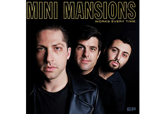Mini Mansions - Works Every Time EP (Vinyl 12'') - (Vinyl)