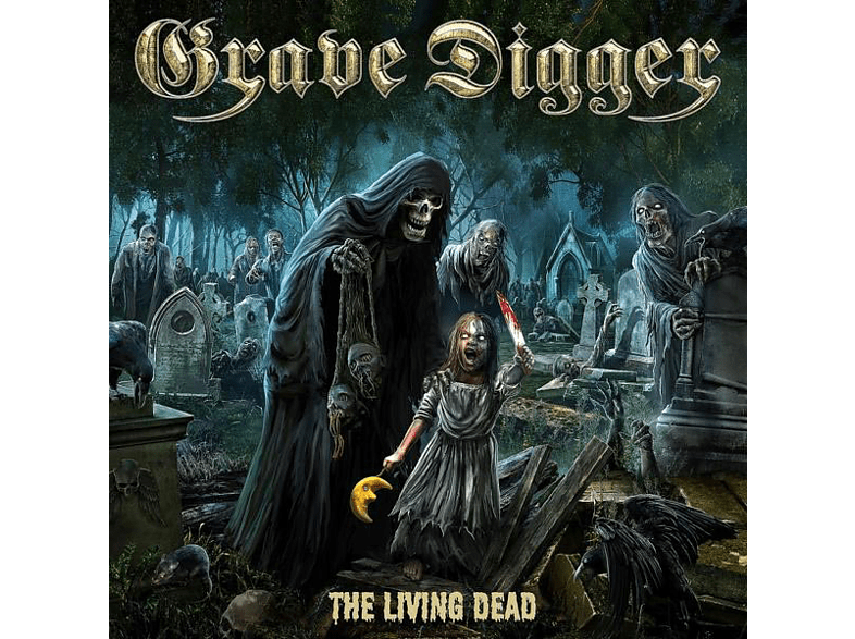 Grave Digger - The Living Dead [Vinyl]