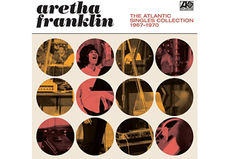 Aretha Franklin - The Atlantic Singles Collection 1967-1970 - (CD)