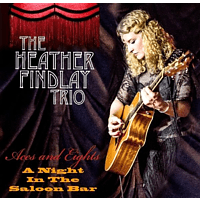 Heather Findlay Band - Aces & Eights-A Night In The Saloon Bar [CD]