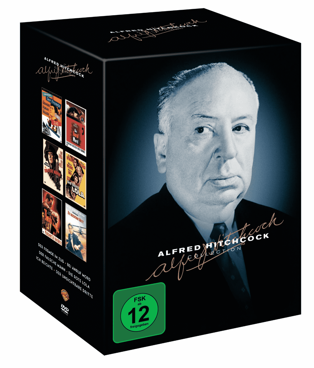 Hitchcock Collection - (DVD)