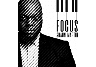 Shaun Martin - Focus - (CD)
