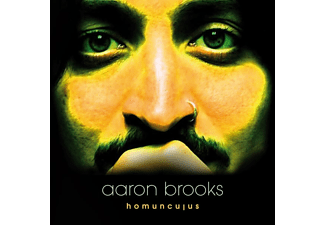 Aaron Brooks - Homunculus - (CD)