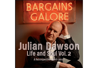 Julian Dawson - Life And Soul Vol.2-A Retrospective 1997-2017 - (CD)