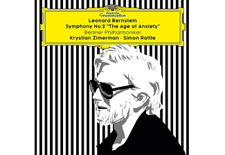 "Zimerman Krystian, Berliner Philarmoniker - Bernstein: Sinfonie 2 ""The Age Of Anxiety"" - (CD)"