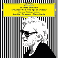 "Krystian Zimerman, Berliner Philarmoniker - Bernstein: Sinfonie 2 ""The Age Of Anxiety"" [CD]"
