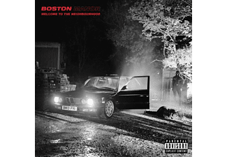 Boston Manor - Welcome To The Neighbourhood (Clear Splatter LP) - (Vinyl)