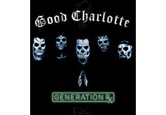 Good Charlotte - Generation Rx - (Vinyl)