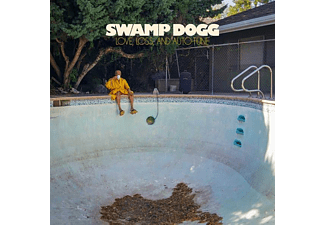 Swamp Dogg - Love,Loneliness And Auto Tune  (Ltd.Colored LP) - (LP + Download)