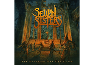 Seven Sisters - The Cauldron And The Cross - (Vinyl)