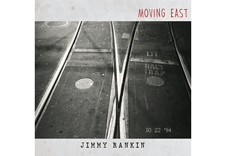 Jimmy Rankin - Moving East - (CD)