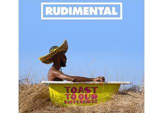 Rudimental - Toast To Our Differences - (Vinyl)