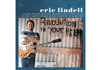 Eric Lindell - Revolution In Your Heart - (CD)