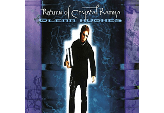 Glenn Hughes - Return Of Crystal Karma - (Vinyl)