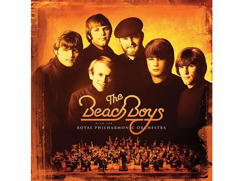 The Beach Boys - The Beach Boys & The Royal Philharmonic Orchestra [Vinyl]