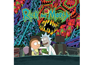 "Rick And Morty - The Rick And Morty Soundtrack-Box Set (2xlp+7"") - (LP + Download)"