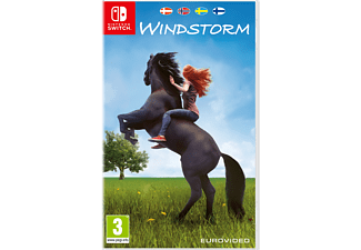 Windstorm Nintendo Switch