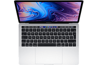APPLE MacBook Pro MR9V2D/A-139623 mit deutscher Tastatur, Notebook mit 13.3 Zoll Display, Core i7 Prozessor, 1 TB SSD, Intel® Iris™ Plus-Grafik 655, Silber