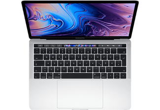 APPLE MacBook Pro MR9U2D/A mit deutscher Tastatur, Notebook mit 13.3 Zoll Display, Core i5 Prozessor, 8 GB RAM, 256 GB SSD, Intel® Iris™ Plus-Grafik 655, Silber