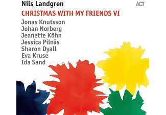 Nils Landgren - Christmas With My Friends VI (vinyl) - (LP + Download)