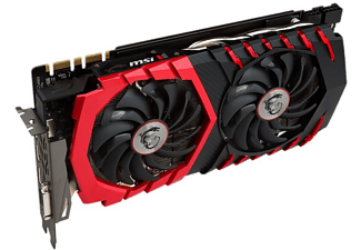 MSI Carte graphique GeForce GTX 1070 TI 8 GB (V330-237R)