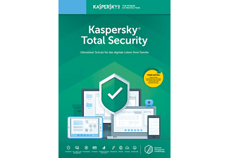 Kaspersky Total Security (Code in a Box) (FFP)