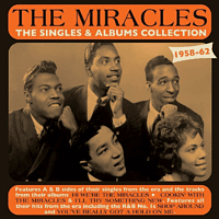 The Miracles - The Miracles - The Singles & Albums Collection: 1958-1662 [CD]