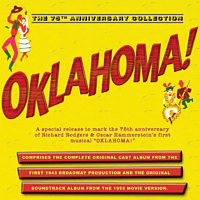 VARIOUS - Oklahoma! The 75th Anniversary Collection [CD]