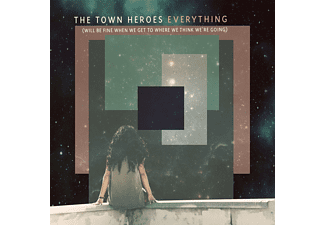 The Town Heroes - Everything - (CD)