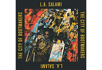 L.A. SALAMI - THE CITY OF BOOTMAKERS (+MP3) - (LP + Download)